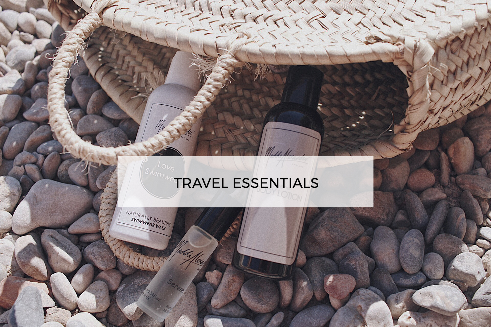 Maddi Alexander Travel Products