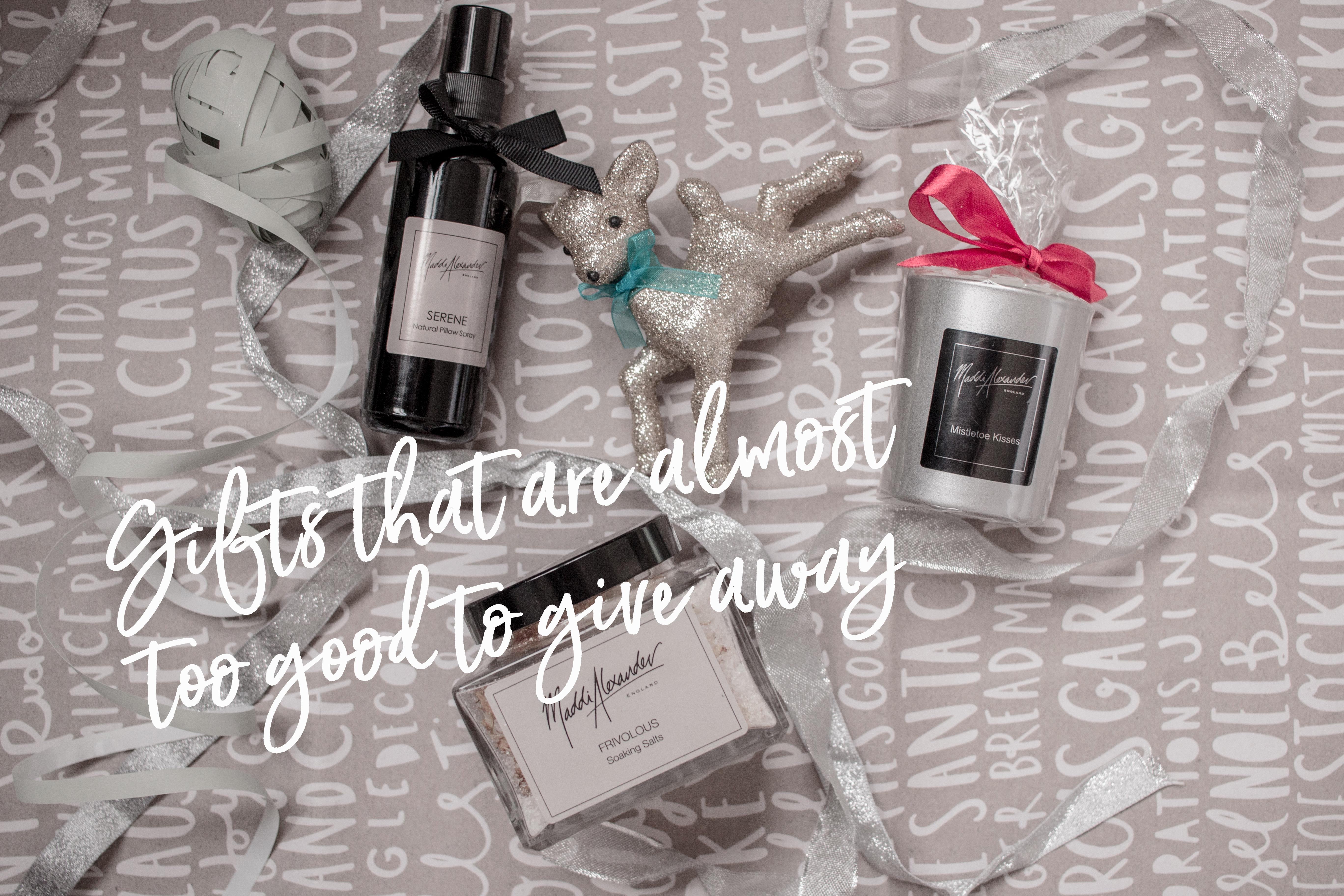 Maddi Alexander Christmas Gifts Image