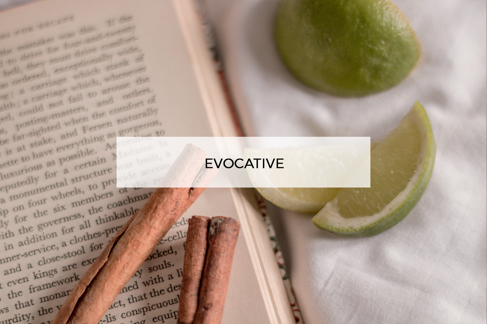 Maddi Alexander Evocative fragrance