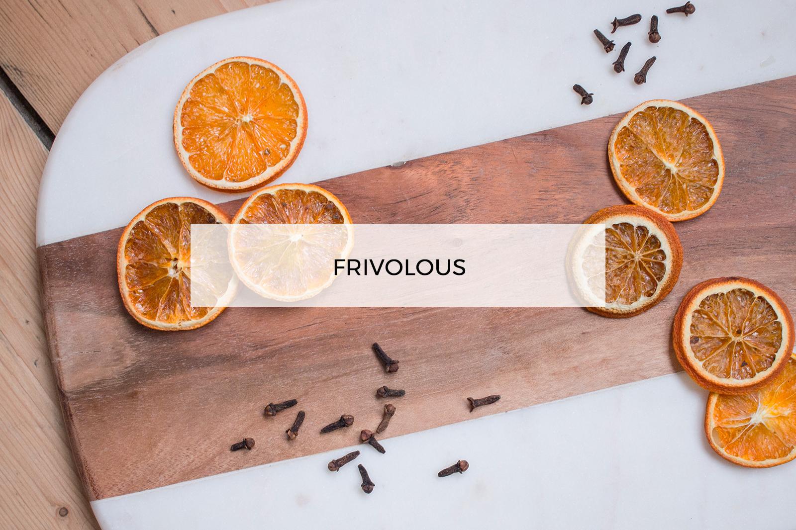 Maddi Alexander Frivolous fragrance